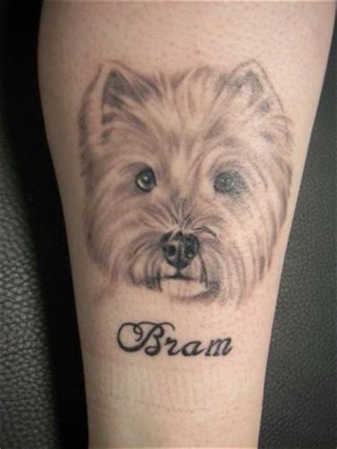 minimalist yorkie tattoo pinterest the world s catalog of ideas