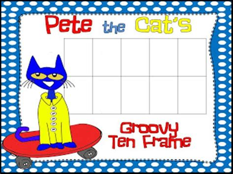 Cake Decorating Worksheets 73 Cool Pete The Cat Freebies And Teaching Resources