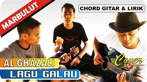 lagu terbaru film anak jalanan quot al ghazali lagu galau ost anak jalanan rcti quot chord