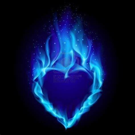 imagenes nike movibles blue heart on fire lit with blue fire austin pinterest
