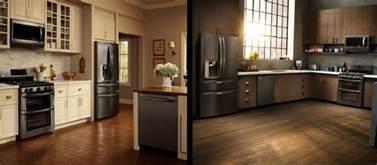 black stainless steel kitchen lg black stainless steel style design lg usa