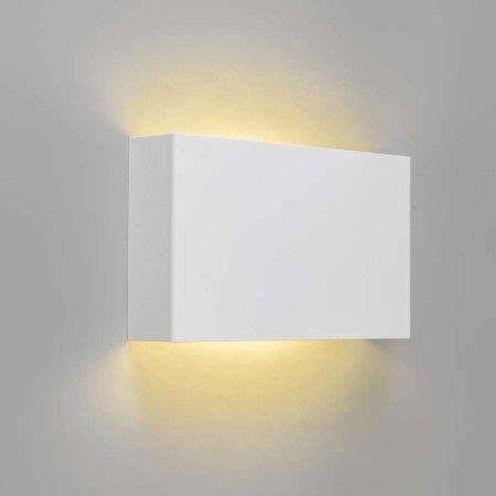 wandleuchte indirekte beleuchtung wandleuchte otan wei 223 led schlanke und neutrale