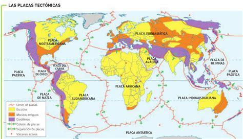 foto de las placas tectonicas placas tect 243 nicas 191 qu 233 es y qu 233 significa 161 aprender ahora