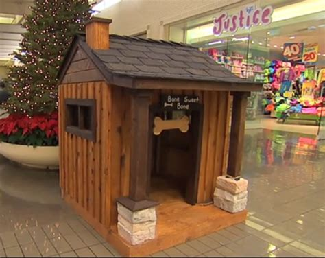 dog house custom enter to win a custom dog house at northpark support the spca lake highlands
