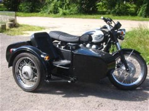 Triumph Motorrad Mit Beiwagen by Gespannbau De Beiwagen Seitenwagen