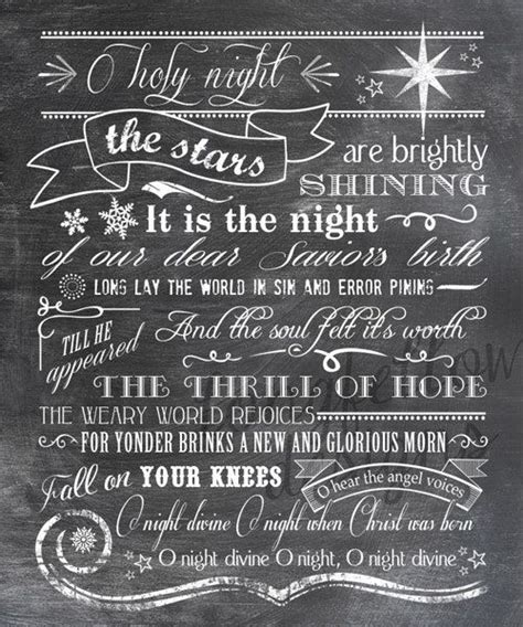 Holy Night Lyrics Celine Dion » Home Design 2017