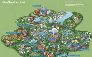 all walt disney world resort theme park maps meet the magic