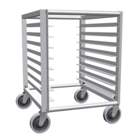 lockwood sheet pan lockwood ra30 er8e counter height mobile pan rack