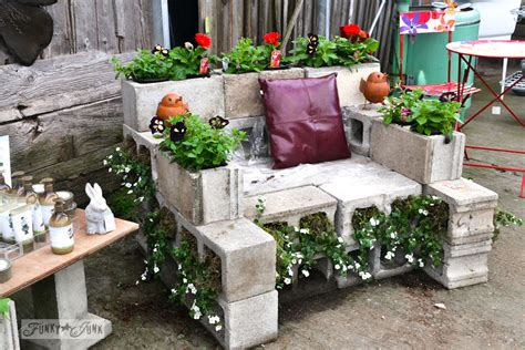 unique planters 15 upcycled chairs transformed into unique garden planters