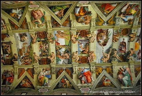 Michelangelo Sistine Ceiling by Visit Vatican City The Sistine Chapel St S Basilica