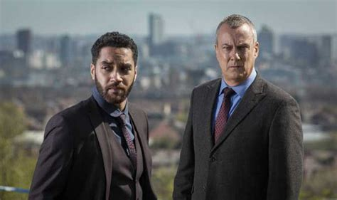 inspector banks cast stephen tompkinson on the new series of itv hit series dci