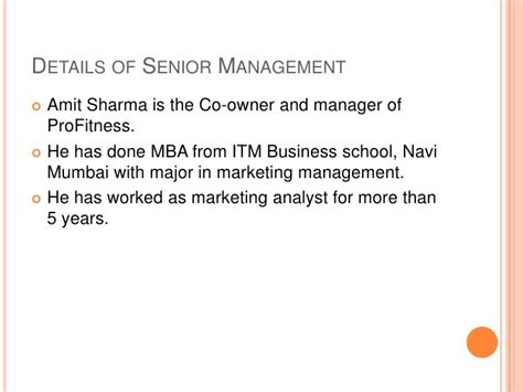 Mba In Quality Management Mumbai by Business Model Fitness Club