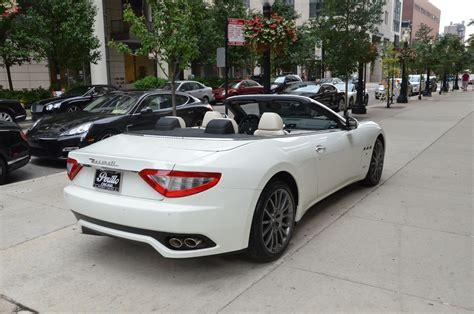 Convertible Maserati 2013 Maserati Granturismo Convertible Stock Gc Roland104