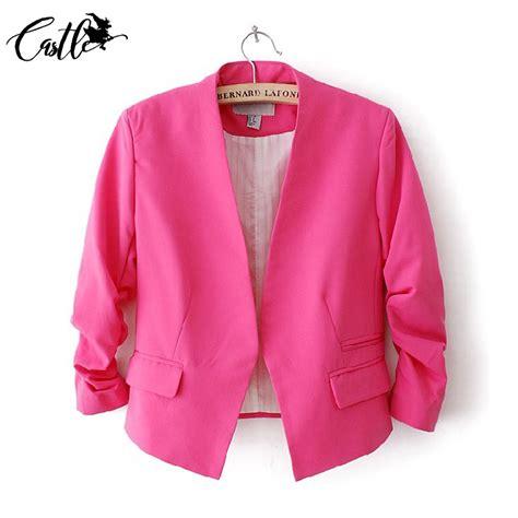 34 Lengan Style Blazer Style buy wholesale blazer style from china blazer style