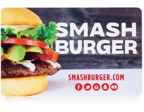 Smashburger Gift Card - boxed com smashburger gift cards 4 x 25