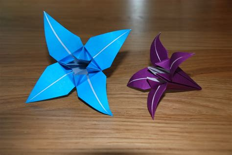 origami flower simple carranco flores de origami