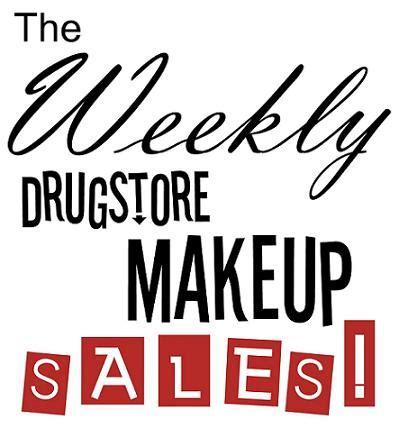 Dont Miss This Weeks Best Sales 2 by Weekly Drugstore Makeup Sales New Printable