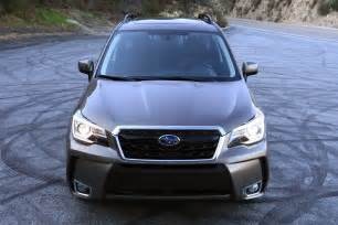 Subaru Forester Touring 2017 Subaru Forester 2 0xt Touring Review Digital Trends