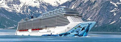 norwegian cruise west coast norwegian cruise line s bliss will draw west coast clients