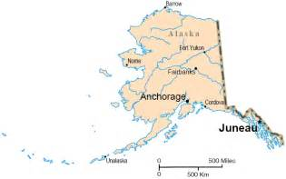 maps united states map and alaska