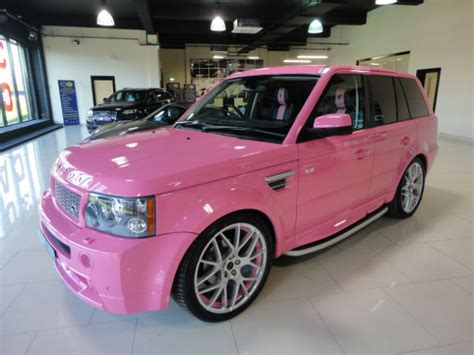 land rover pink 2012 pink range rover fast speedy cars