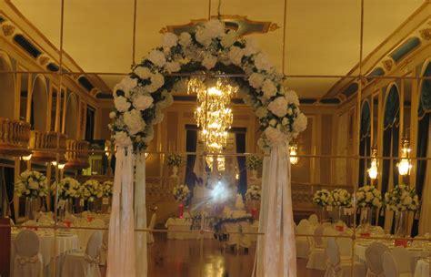 decoracion lujo arreglos florales y centros de mesa para una boda de lujo