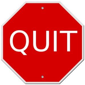 Who Quit by The Power Of Quitting Hodgepodge Perspectives