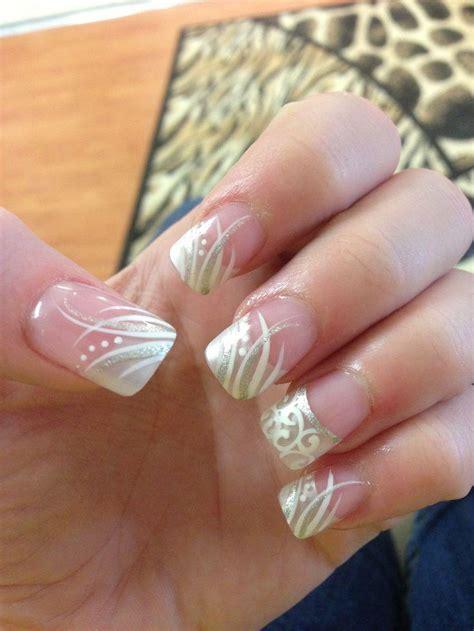 Wedding Nails For Bride – 30 Beautiful Wedding Nail Art Designs 2015
