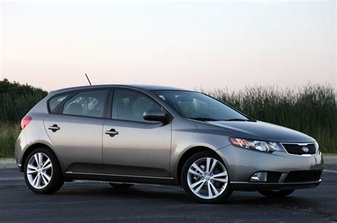 Kia Forte 5 Door Review 2011 Kia Forte 5 Door