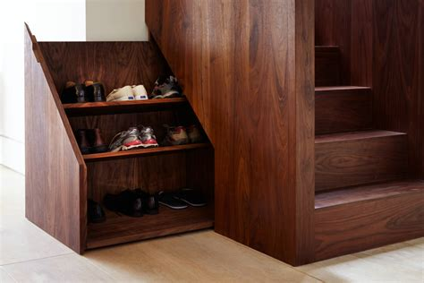 understairs shoe storage get the most out of your staircase
