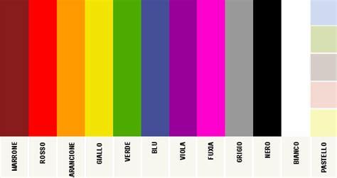 scopri la tua personalita con il test dei colori guarda