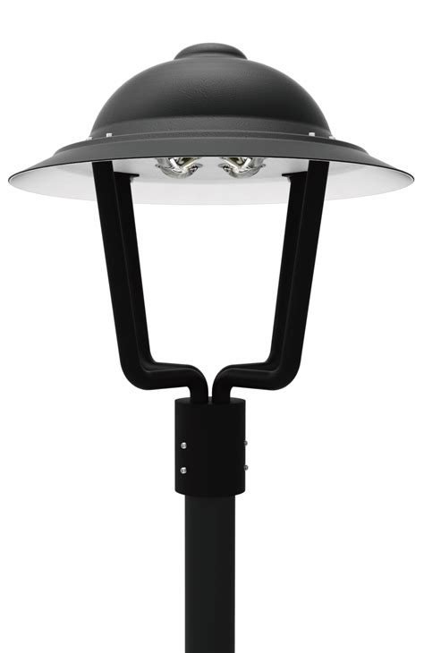 led post top ls led pt 110 series led post top area light fixtures