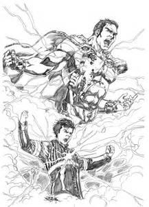 deviantart picks week of 12 08 2013 hellboy supergirl
