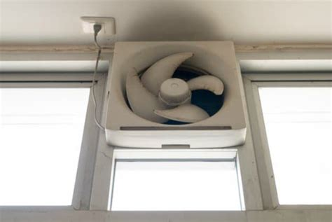 how to put exhaust fan in kitchen 17 ways to keep your house cool during the summer