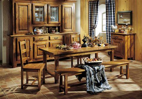 salle 224 manger rustique decoration de