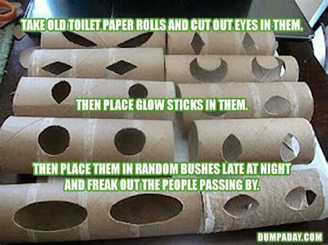 How To Make Sticks With Toilet Paper Rolls - craft ideas 18 dump a day