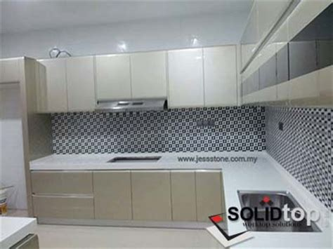 Countertop Malaysia by Solidtop Sdn Bhd Kitchen Cabinet Marble Granite