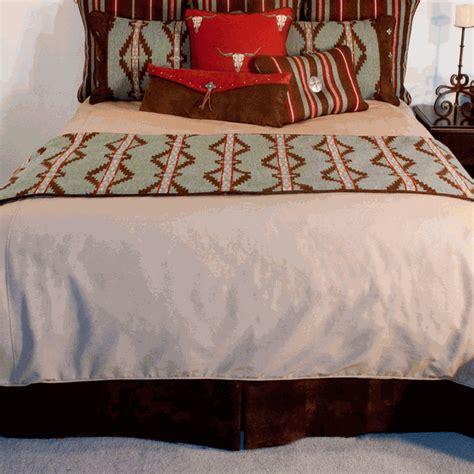 Promo Free Ongkir Jne Reg Bed Cover King Set Rumbai California western bedding king size route 66 bed runner lone western decor
