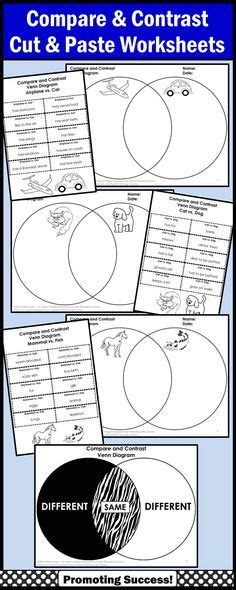 biography compare and contrast worksheet download best 25 venn diagram exles ideas on pinterest 3