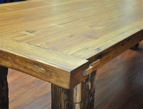 reclaimed farmhouse table reclaimed wood farm tables