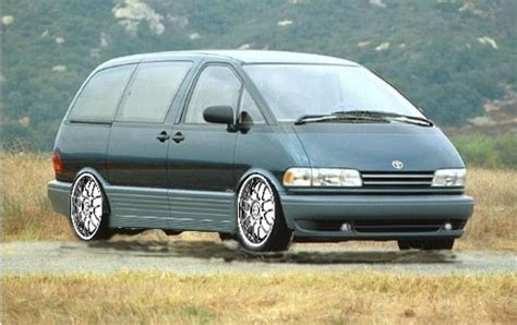 old car repair manuals 1995 toyota previa security system das auto among other things the toyota previa not a looker but a great sleeper