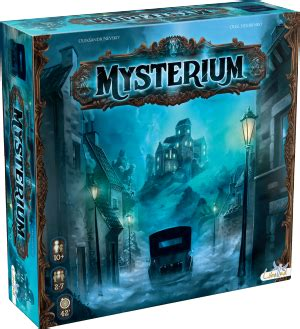 Asmodee Mysterium Jeu De Société by Mysterium Un Jeu De Oleksandr Nevskiy Jeu De Soci 233 T 233 Tric Trac