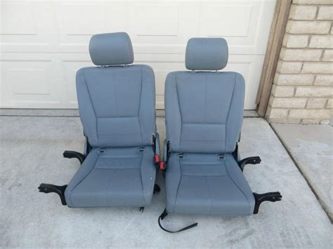 mercedes ml350 3rd row seats buy 93 98 jeep grand leather front left seat