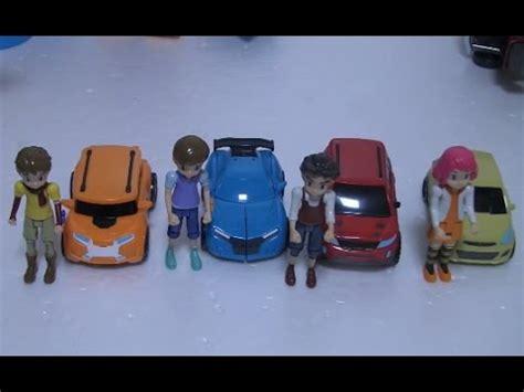 Tobot Mini Robot Menjadi Car Seri O cwr zyz videolike