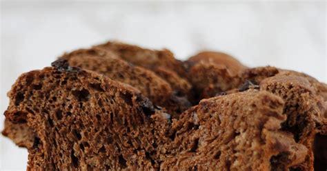 membuat roti tawar dengan bread maker coba coba yuk roti tawar coklat bread maker