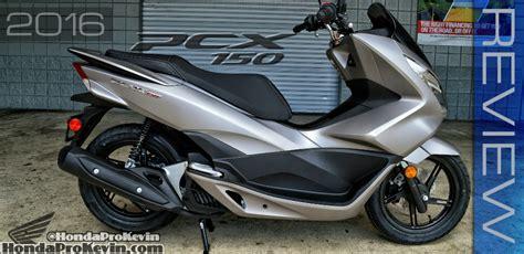 Nouveau Pcx 2018 by 2016 Honda Pcx150 Scooter Ride Review Specs Mpg