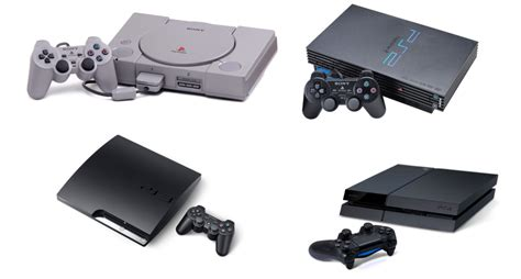 play console the evolution of playstation consoles gamersrd