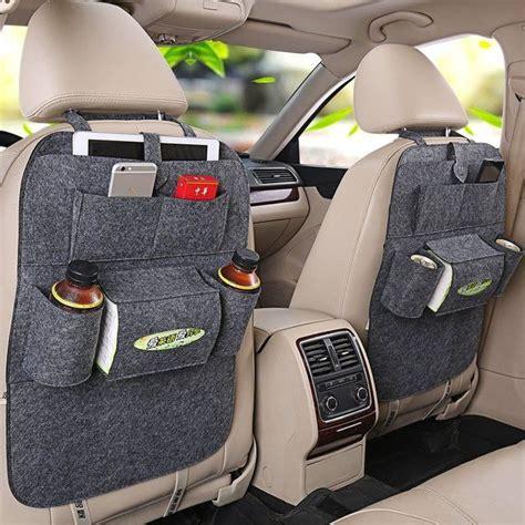 Back Car Seat Organizer Black 25 best ideas about car seat organizer on