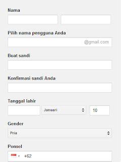 membuat email sekolah panduan cara membuat email dengan gamail google mail