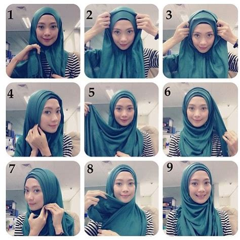 simple hijab tutorial style for beginners 30 hijab styles step by step style arena